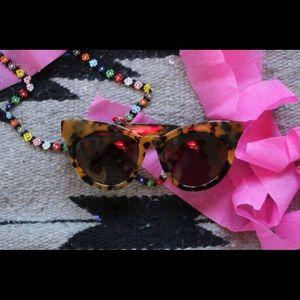 Karen Walker CatEye Sunshades/ Sunglasses
